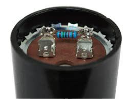 TEMCo Start capacitor resistor